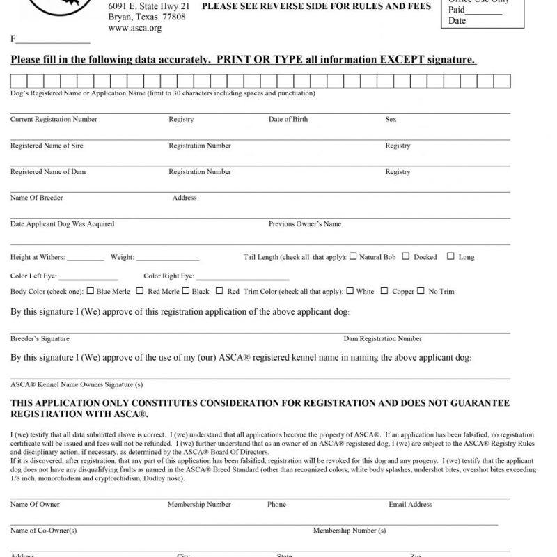 fr leer 800x800 - ASCA Foreign Registration/Fremdregistrierung