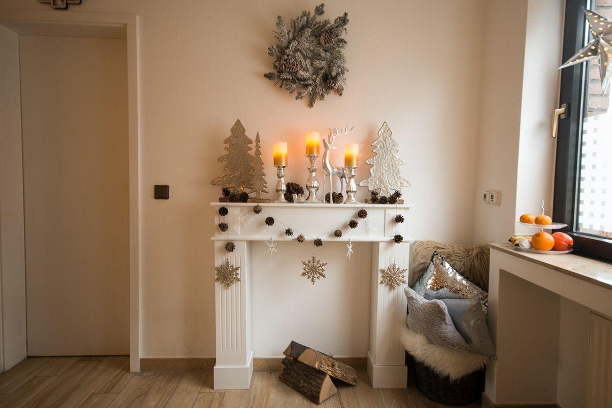 Unser Zuhause im Weihnachtslook Teil 1 Bild 2 - Gefahren an Weihnachten