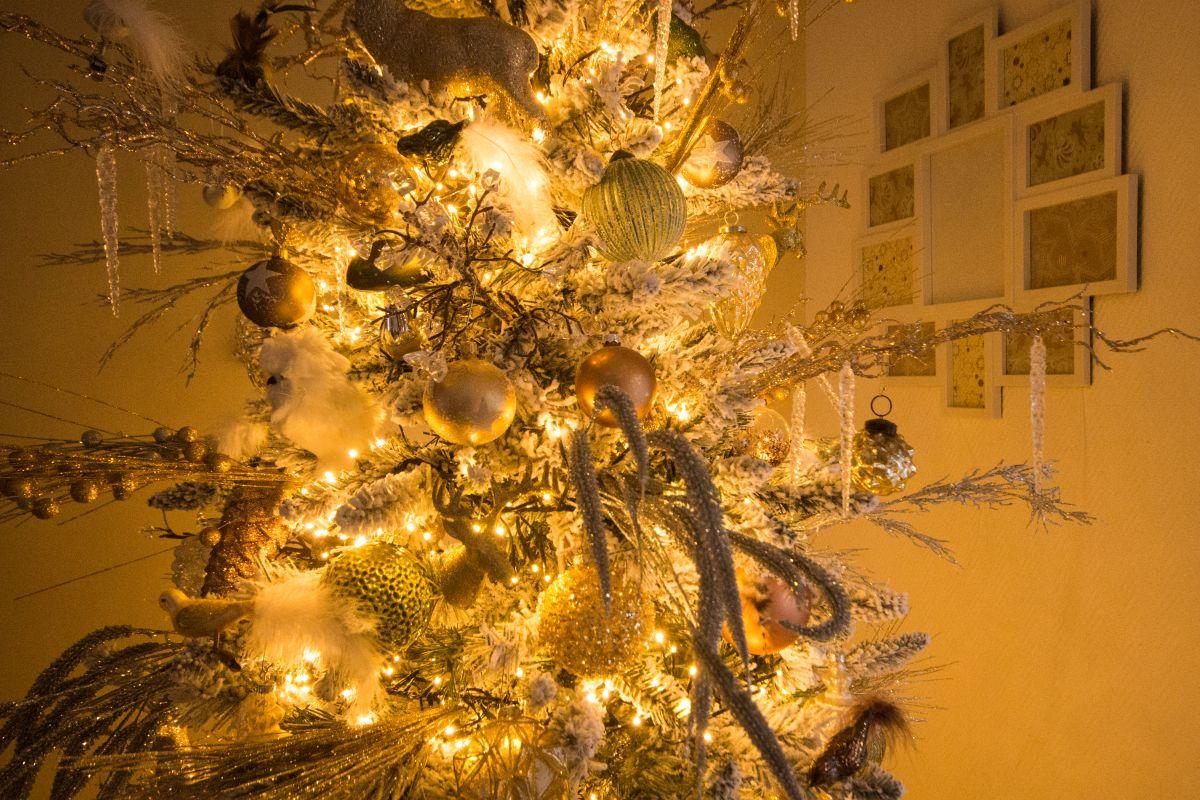 Unser Zuhause im Weihnachtslook Teil 1 Bild 7 - Gefahren an Weihnachten