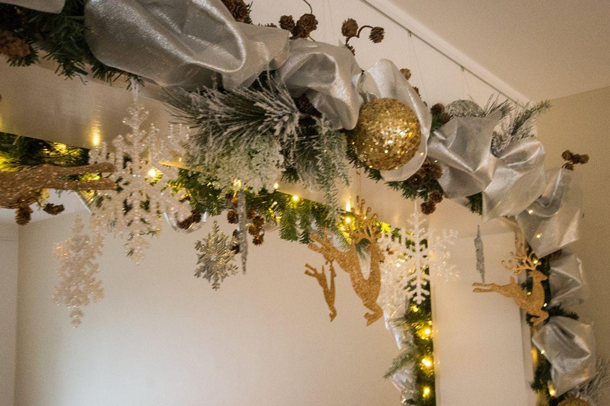 Unser Zuhause im Weihnachtslook Teil 3 Bild 5 - Gefahren an Weihnachten