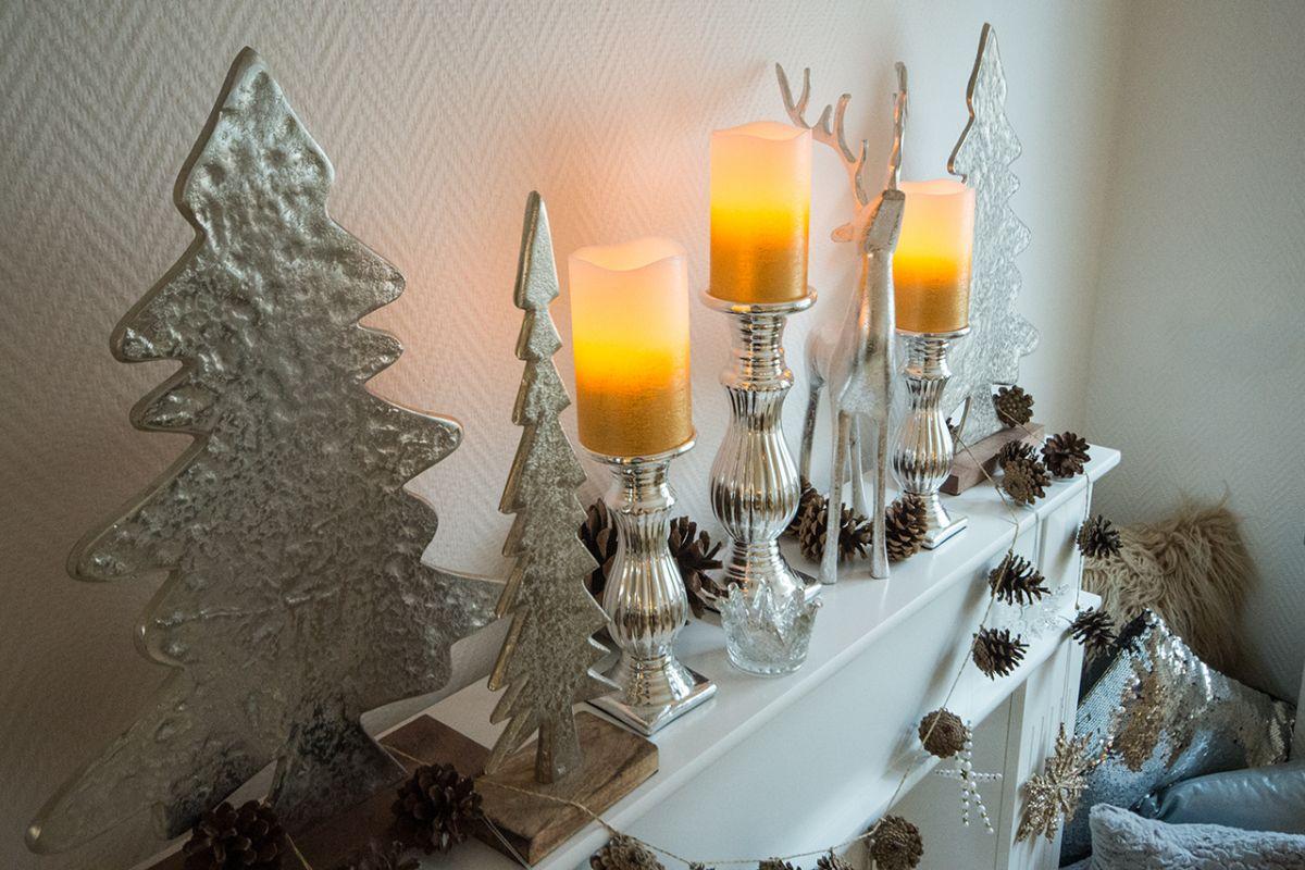 Unser Zuhause im Weihnachtslook Teil 3 Bild 8 - Gefahren an Weihnachten