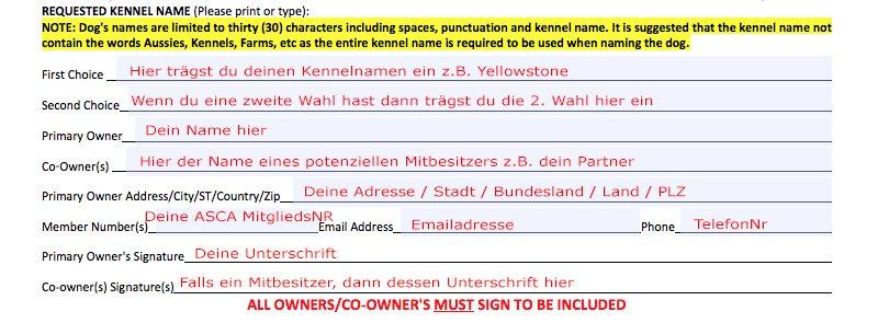 kennelname2 800x295 - ASCA Kennelname registrieren