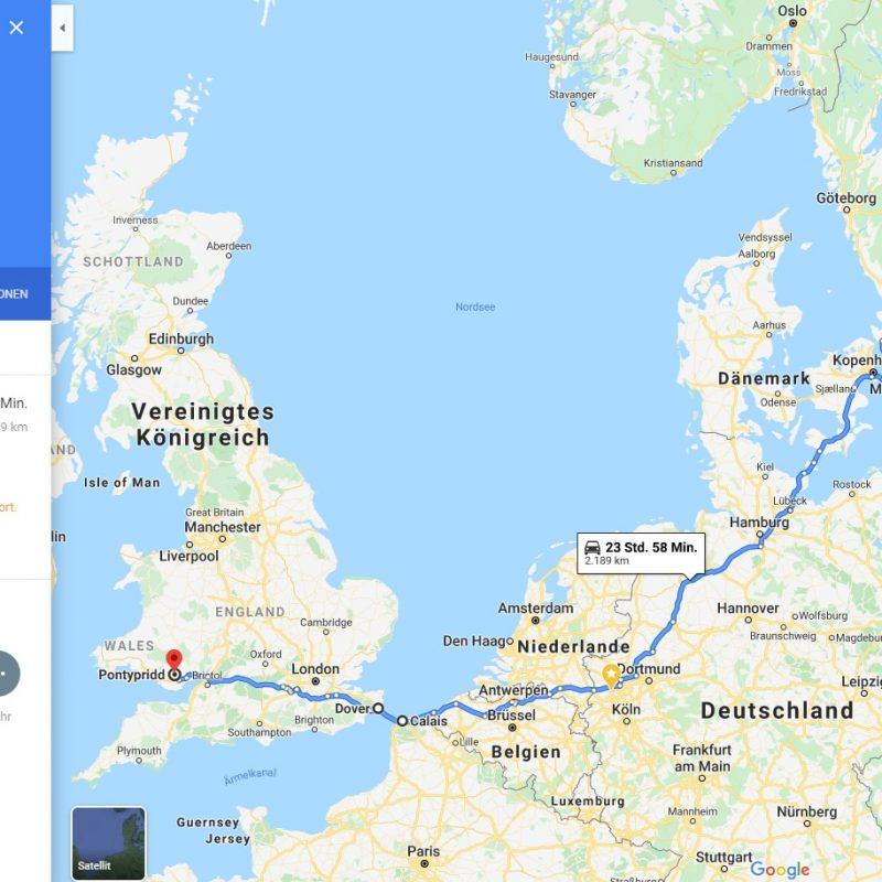 2 reise 800x800 - Hund nach Großbritannien importieren