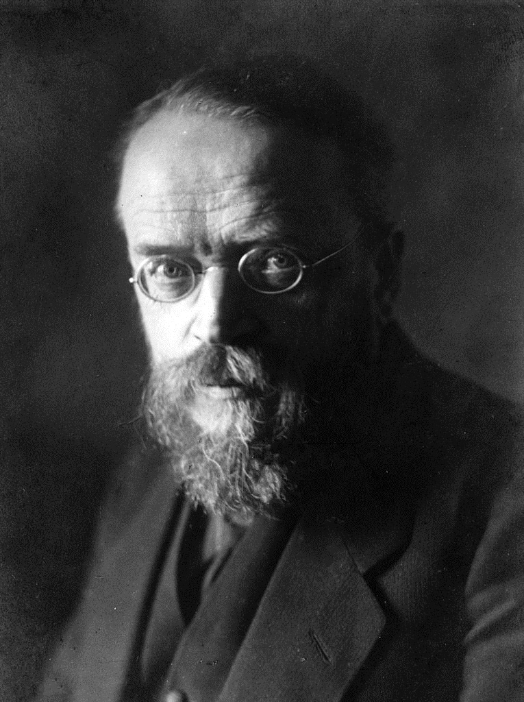 carl correns 1910s - Crashkurs Genetik, Vererbung & Erbgänge