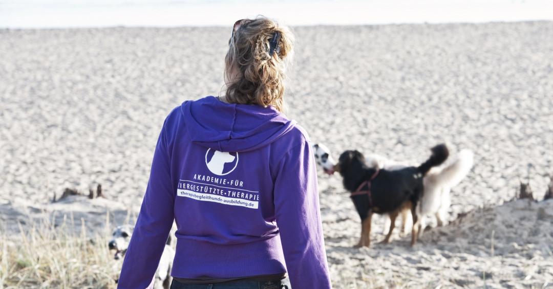 Ausbildung zum Besuchshund und Streichelhund